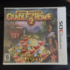 Nintendo 3DD Game - Jewel Master Cradle of Rome 2